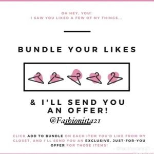 Shoes - Bundle and save
